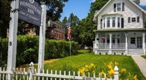 Built In 1853, The Homestead Inn Is A Gorgeous Bed And Breakfast In Connecticut