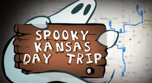 This Creepy Day Trip Through The Spookiest Places In Kansas Is Great For Fall