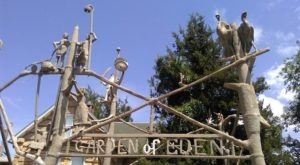 The Garden Of Eden Is One Of The Strangest Places You Can Go In Kansas