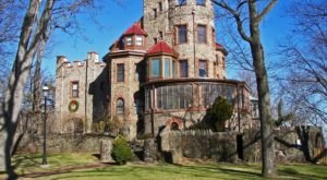 Kip's Castle Is A Fascinating Spot in New Jersey That's Straight Out Of A Fairy Tale