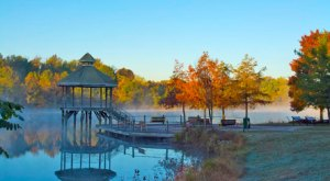 These 10 Lakes In Maryland Are Picture-Perfect For An Autumn Day Trip