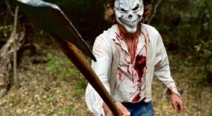 The Spooks And Frights Are So Realistic At Dodge City Paintball In Oklahoma, You'll Be Screaming In Terror