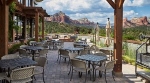 Soak Up The Gorgeous Fall Weather At These 7 Arizona Restaurants With Patio Dining