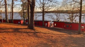Become A Stowaway For A Night In A Waterfront Railroad Boxcar In Georgia
