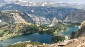 The Beartooth Highway Is An Otherworldly Destination On The Montana Border