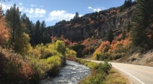 Spend An Autumn Day In Utah's Scenic Logan Canyon This Season