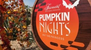 The Fairmont Scottsdale Princess In Arizona Is Transforming Into A Whimsical Halloween Town All Month Long