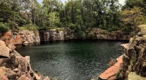 The Quarry Park In Minnesota Is So Well-Hidden, It Feels Like One Of The State's Best Kept Secrets