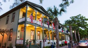 The Oldest Hotel In Florida Is Also One Of The Most Charming Places You'll Ever Sleep