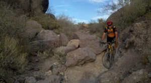 Arizona's Starr Pass Trail Has Been Ranked One Of The Best Bike Paths In The Southwest