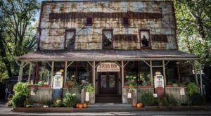 Stay Above A Historic, Rustic Indiana General Store At Story Inn Bed & Breakfast