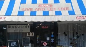 Take A Step Back In Time At The Live & Let Live Drug Store And Soda Fountain In East Tennessee