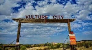 Hunt For Ghosts All Night Long At The Notoriously Haunted Vulture Mine In Arizona