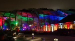 Lauritzen Gardens Is A Fascinating Spot in Nebraska That's Straight Out Of A Fairy Tale