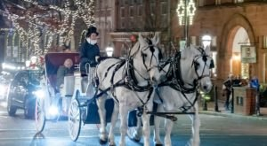 See The Charming Town Of Bethlehem In Pennsylvania Like Never Before On This Delightful Carriage Ride