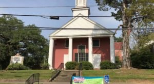 Dating Back To The 1800s, Woodville Baptist Church Is The Oldest Church In Mississippi