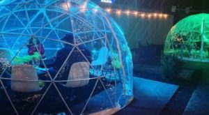 Hang Out In An Igloo At This One-Of-A-Kind Pennsylvania Restaurant
