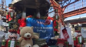 Meet Santa & His Elves At This One-Of-A-Kind Polar Express Celebration In Missouri