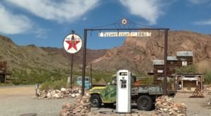 Walk A 1/4-Mile Through The Oldest And Richest Gold Mine In Southern Nevada At Eldorado Canyon