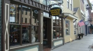 Explore A Historic And Haunted Book Shop At Browse Awhile Books In Ohio