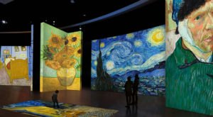 Van Gogh's Otherworldly Immersive Exhibit Is Opening In Florida This November