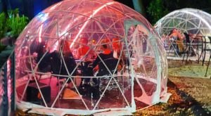 Dine Inside A Private Heated Igloo At Toro Loco In Connecticut