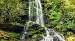 The Easy Hike To Catawba Falls In North Carolina Is Perfect For All Skill Levels