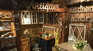 5 Treasure-Filled Medina County Antique Shops That Merit A Day Trip From Cleveland
