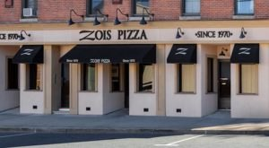 For Over 50 Years, Zois Has Served Scrumptious Greek-Style Pizzas In Connecticut
