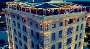 Dine High In The Sky Year-Round At 10 South Rooftop Bar And Grill In Mississippi