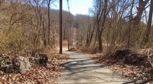 One Of The Most Haunted Roads In Connecticut, Downs Road Has Been Abandoned For Years