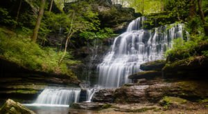 Explore The Natural Beauty Of Tennessee With One Of These 7 Hidden Waterfall Hikes Around The State