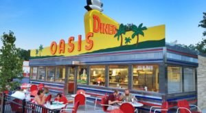 Visit Oasis, The Small-Town Diner In Indiana That's Been Around Since The 1950s