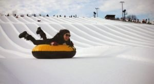 7 Snow Tubing Hills In Wisconsin That Belong On Your Winter Bucket List