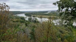 Off The Beaten Path In Indian Cave State Park, You'll Find A Breathtaking Nebraska Overlook That Lets You See For Miles