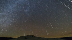 The Geminids Meteor Shower Just Might Be The Best Thing To Happen In 2020 In New Mexico