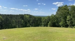 Off The Beaten Path In Jeff Busby Park, You'll Find A Breathtaking Mississippi Overlook That Lets You See For Miles