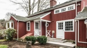 Spend A Night Inside An Antique Milk Barn At This Unique Airbnb In Connecticut