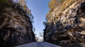 The Mindoro Cut In Wisconsin Is The Second-Deepest Cut Built By Hand In The Western Hemisphere