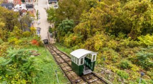 See The Charming City of Dubuque, Iowa Like Never Before On This Delightful Cable Car