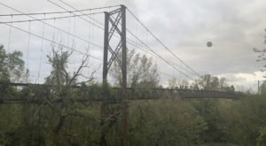 One Of The Most Haunted Bridges In Cleveland, Sidaway Bridge Has Been Around Since 1929
