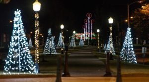 During 50 Nights Of Lights, Mississippi Will Be Transformed Into A Winter Wonderland And You Don't Want To Miss It