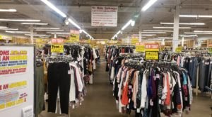 Find More Than 10,000 Articles of Clothing At 1/2 of 1/2, The Largest Discount Clothing Store in Nebraska