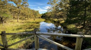 Off The Beaten Path In Woolaroc Museum And Wildlife Preserve, You'll Find A Breathtaking Oklahoma Overlook That Lets You See For Miles