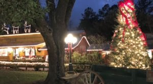 A Holly Jolly Time Is Practically Guaranteed At Landrum's Christmas Candlelight Tour In Mississippi