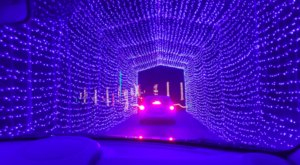 Louisiana's Enchanting 1-Mile Magic Of Lights Holiday Drive-Thru Is Sure To Delight
