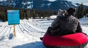 Tackle A 500 Foot Snow Tubing Hill At Summit At Snoqualmie In Washington This Year