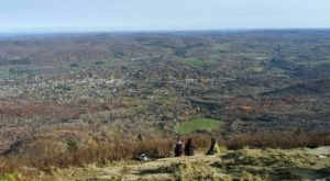 Massachusetts' Mount Greylock Is One Of The Best Hiking Summits for Viewing Multiple States