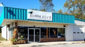 Enjoy Coffee, Donuts, And Over 100 Vendor Booths At The Flipping Flea Market In Virginia
