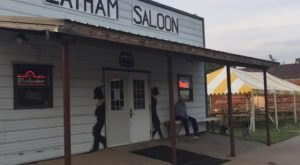 Don't Miss Out On Homestyle Kansas Eats At Latham Saloon
